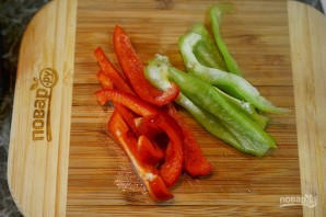 Вегетарианская закуска с греческим йогуртом - фото шаг 2