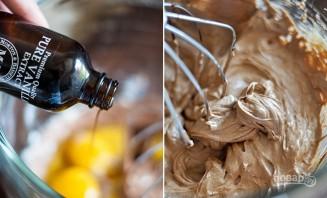 Торт шоколадно-муссовый - фото шаг 5