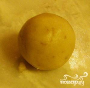 Лимонно-абрикосовое печенье - фото шаг 5