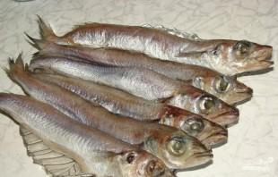 Рыбные котлеты из путассу - фото шаг 1