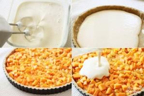 Тыквенно-творожный пирог - фото шаг 9
