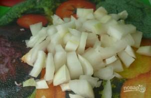 Сырно-молочный суп с овощами - фото шаг 3
