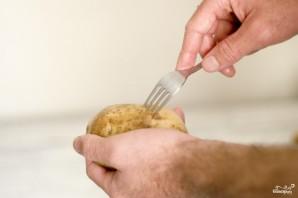 Сырный суп-пюре с брокколи - фото шаг 1