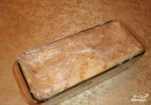 Блинный торт с яблоками - фото шаг 6