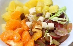 Салат из ананаса и курицы - фото шаг 1