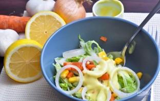 Салат с курицей и пекинской капустой - фото шаг 2