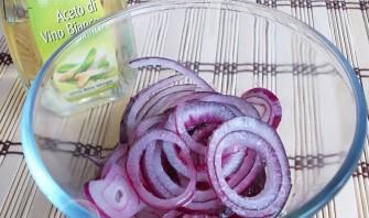 Салат с курицей и киви - фото шаг 1
