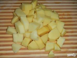 Суп из фрикаделек с вермишелью - фото шаг 3