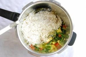 Бириани с овощами - фото шаг 2