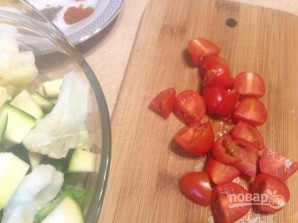 Овощи карри - фото шаг 4