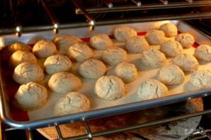 Орехово-песочное печенье - фото шаг 7