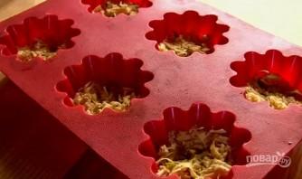 Чипсы из сыра с кунжутом - фото шаг 5