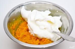 Бисквит с апельсиновым кремом - фото шаг 1