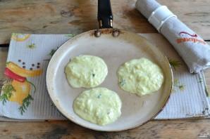 Пышные оладьи из кабачков - фото шаг 6