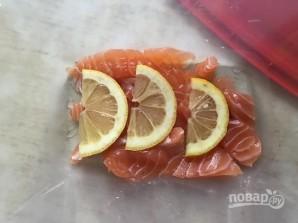 Горбуша малосольная быстро и вкусно - фото шаг 6