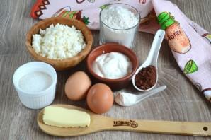 Шоколадно-кокосовые сочники - фото шаг 1