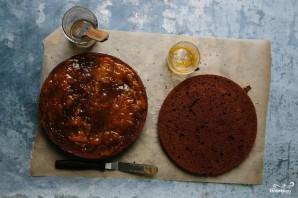 Венский шоколадный торт - фото шаг 5