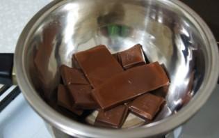Шоколадно-кокосовое печенье - фото шаг 1