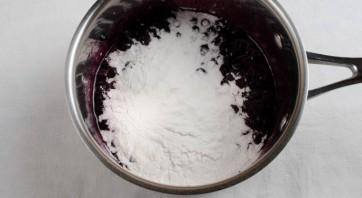 Черничный пирог диетический - фото шаг 1