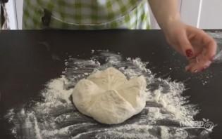 Пресное слоеное тесто (домашний рецепт) - фото шаг 7