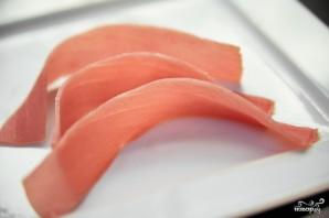 Карпаччо из тунца - фото шаг 1