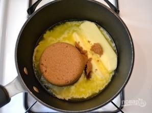 Десерт из крекеров с шоколадом - фото шаг 2