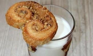 Печенье из слоеного теста - фото шаг 6