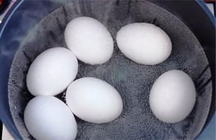 Яйца с пряностями II - фото шаг 1