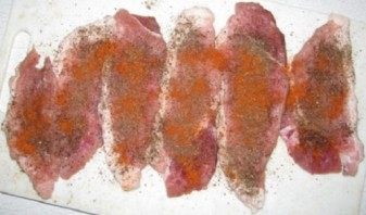 Мясо отбивное в духовке - фото шаг 3