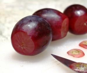 Консервированный виноград - фото шаг 3