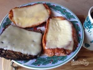 Гренки с сыром на завтрак - фото шаг 8