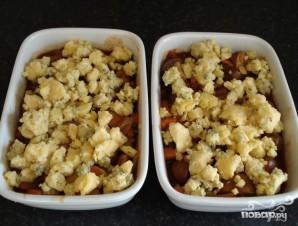 Пирог с грибами и сыром стилтон - фото шаг 3