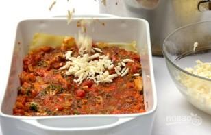 Лазанья с запеченными овощами - фото шаг 6