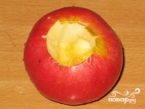 Яблоки запеченные в микроволновке - фото шаг 4
