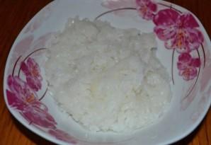 Рыба, запеченная с рисом - фото шаг 4