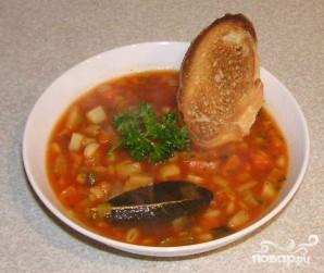 Зимний овощной суп - фото шаг 5
