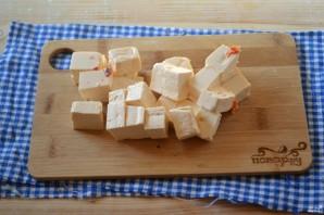Грибной суп с плавленым сыром - фото шаг 6