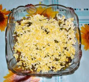 "Салат с печенью ""Ермак"" - фото шаг 4"
