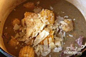 Бананово-кукурузный суп - фото шаг 8