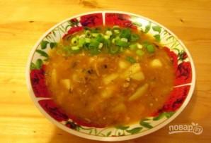 Суп с килькой - фото шаг 13