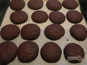 """Печенье """"Шоколадное желание"""" - фото шаг 9"""
