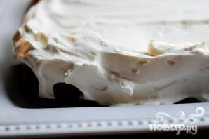 Пирог со сгущенным молоком - фото шаг 8