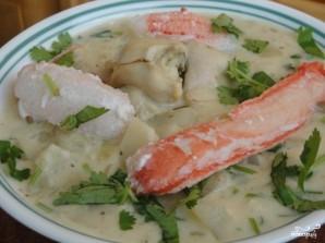 Суп из устриц - фото шаг 3