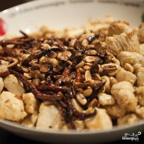 Курица в соусе по-китайски - фото шаг 9