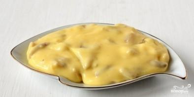 Плавленый сыр с грибами - фото шаг 8