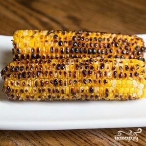 Кукуруза в соевом соусе - фото шаг 7