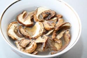 Грибовница из белых грибов - фото шаг 1