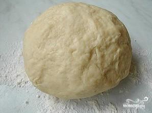 Тесто для лапшерезки - фото шаг 1
