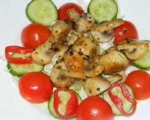 Салат к шашлыкам - фото шаг 5
