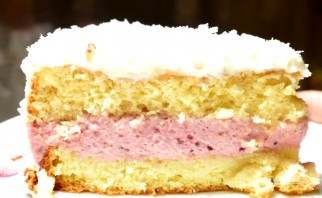 """Торт """"Смородиновое настроение"""" - фото шаг 10"""